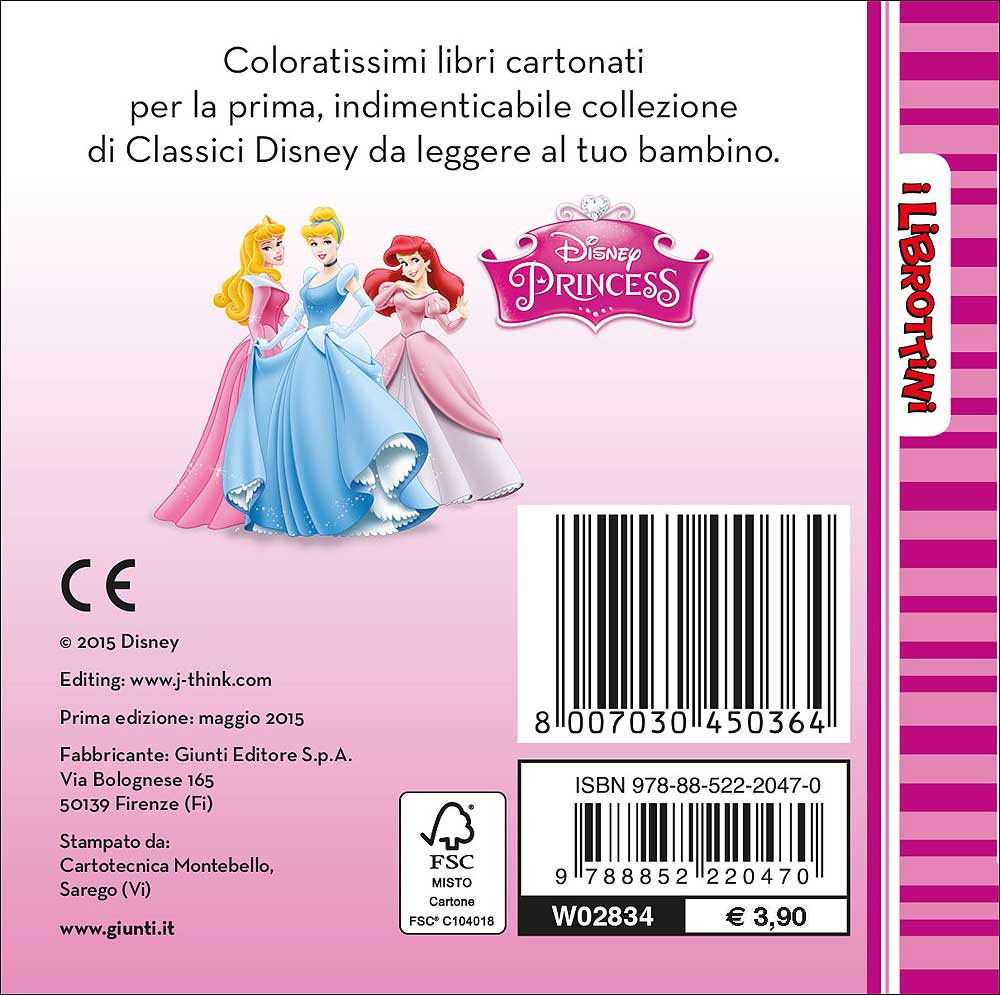 Principesse - I Librottini