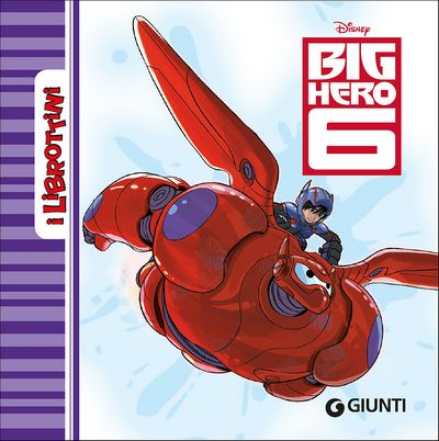 Big Hero 6 - I Librottini