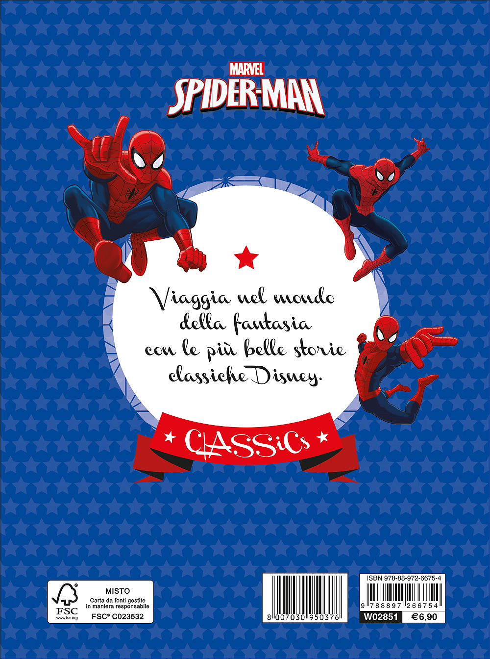 Classics - Spider-Man