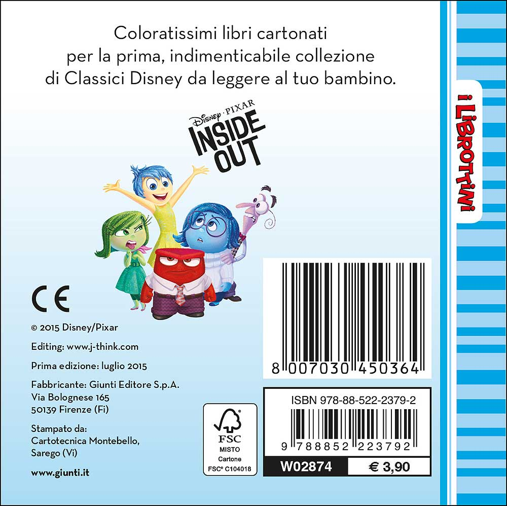 Inside Out - I Librottini