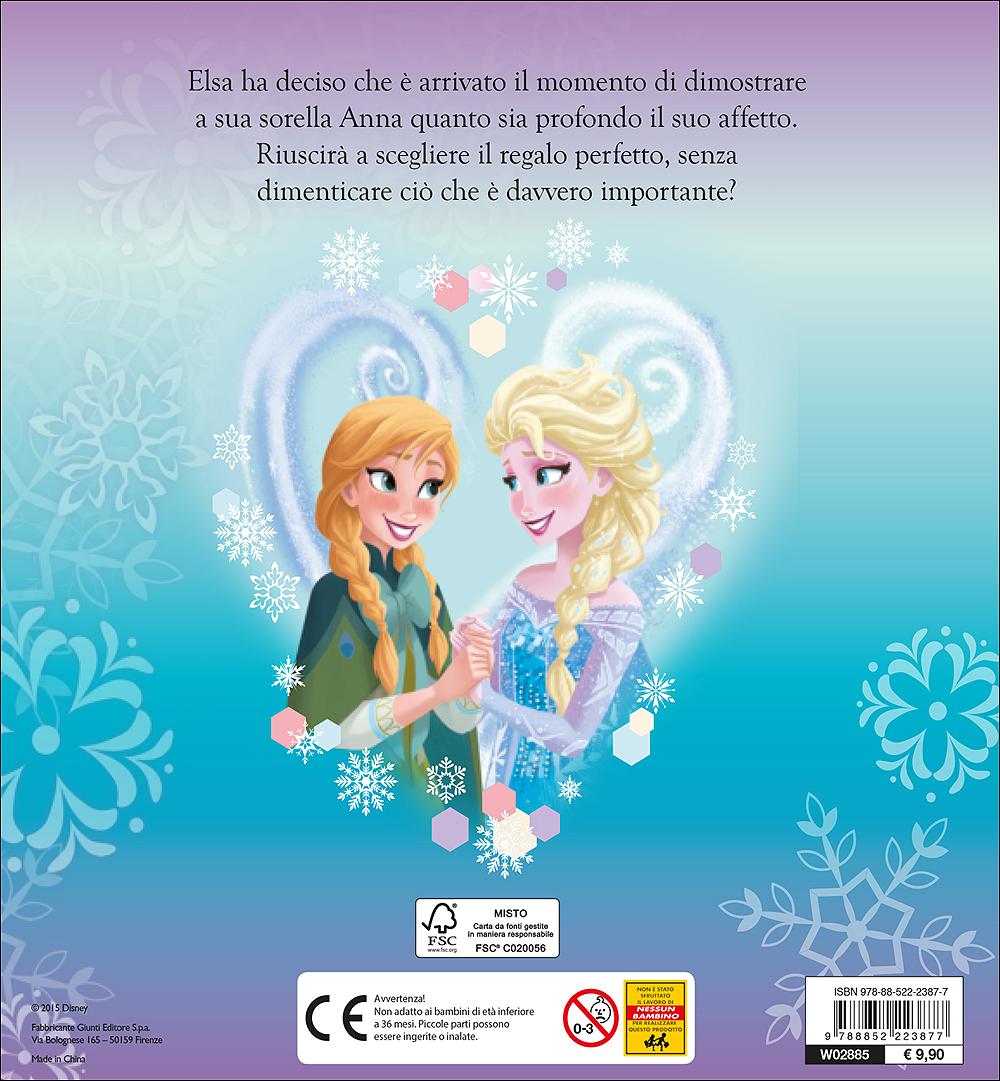 Magie Cartonate - Frozen. Il regalo di Elsa