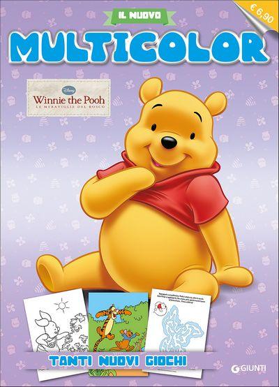 Il nuovo Multicolor - Winnie the Pooh. Le meraviglie del bosco
