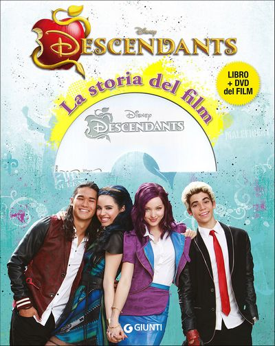 Junior Novel - Descendants. La storia del film + DVD