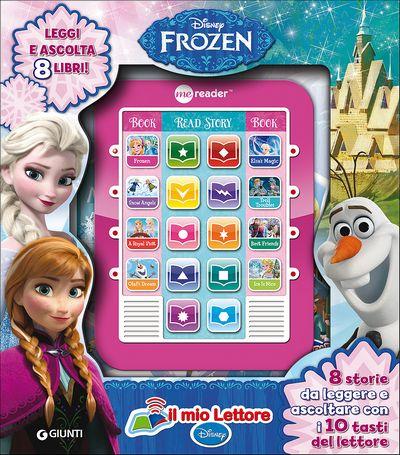 Il mio primo lettore - Frozen