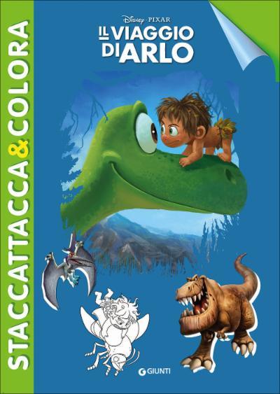 Il viaggio di Arlo - Staccattacca&Colora