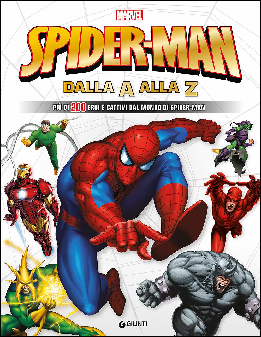 Enciclopedia dei Personaggi - Spider-Man dalla A alla Z