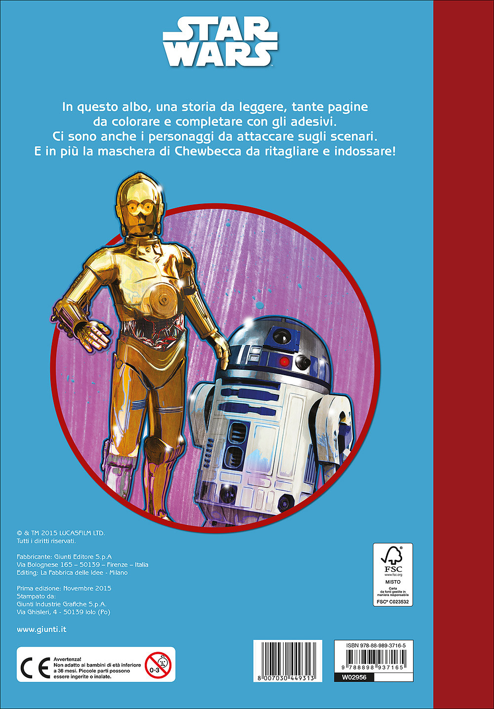 Star Wars - Staccattacca & colora