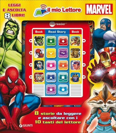 Il mio primo lettore - Il mio lettore Marvel