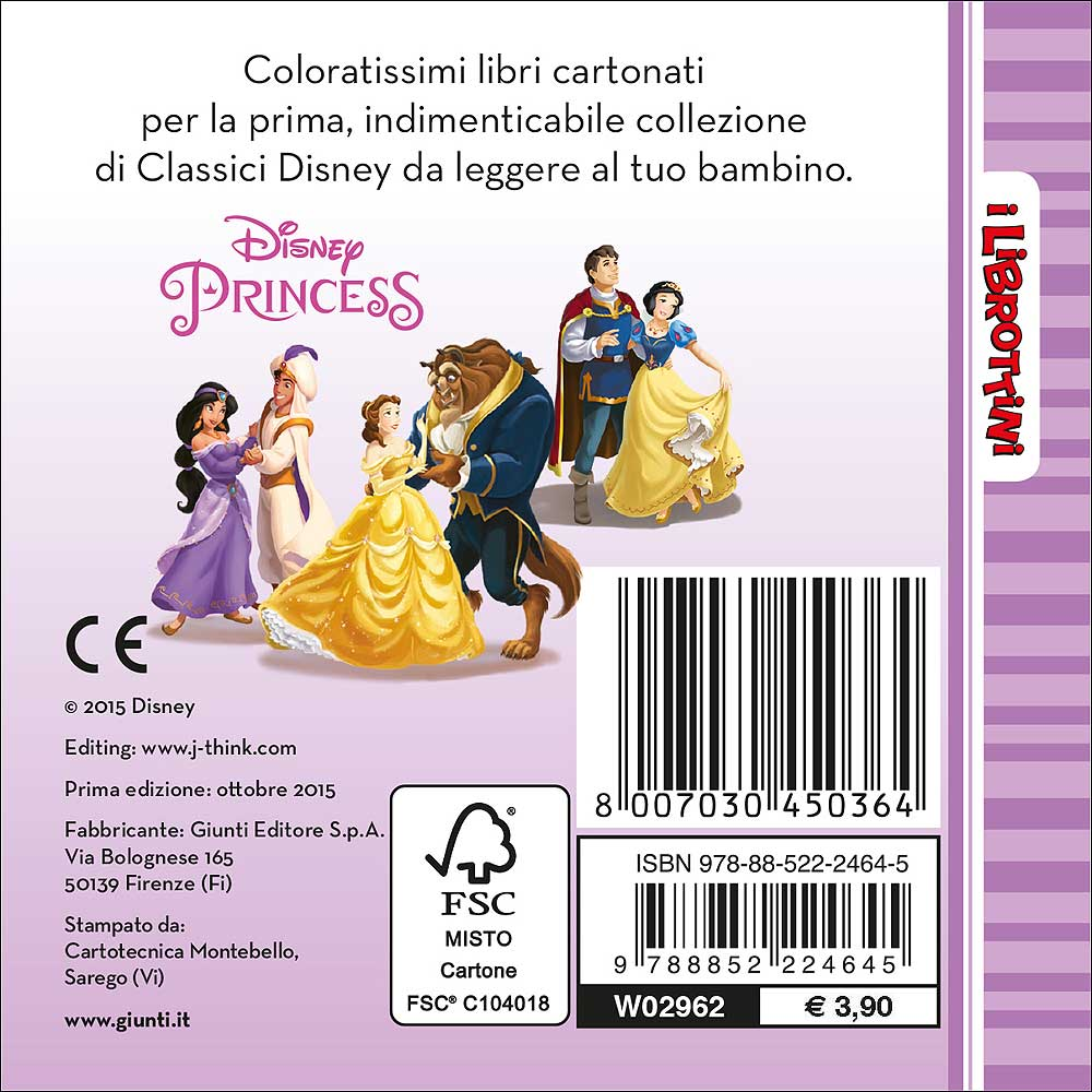 Principesse - I Librottini - Tre amici speciali