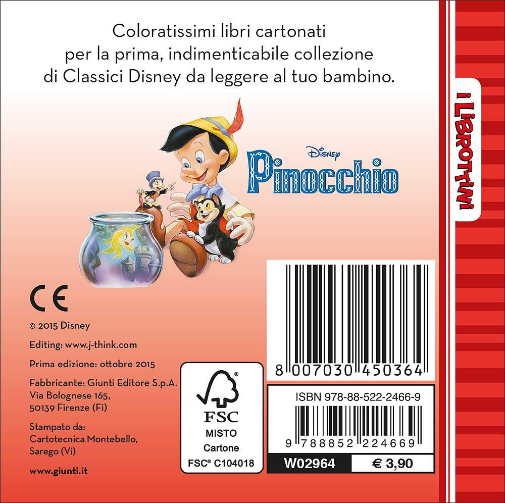 Pinocchio - I Librottini