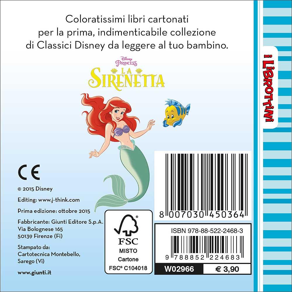 La Sirenetta - I Librottini