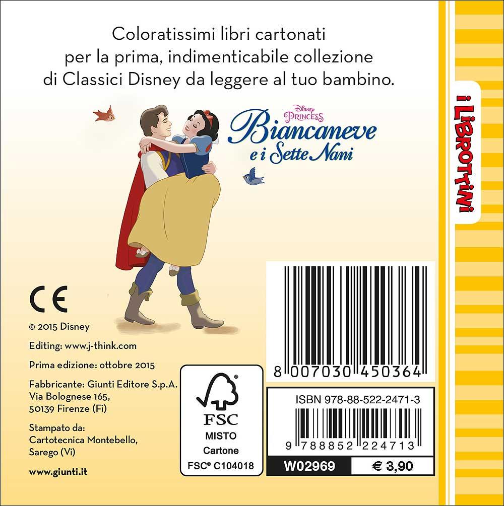 Biancaneve e i Sette Nani - I Librottini