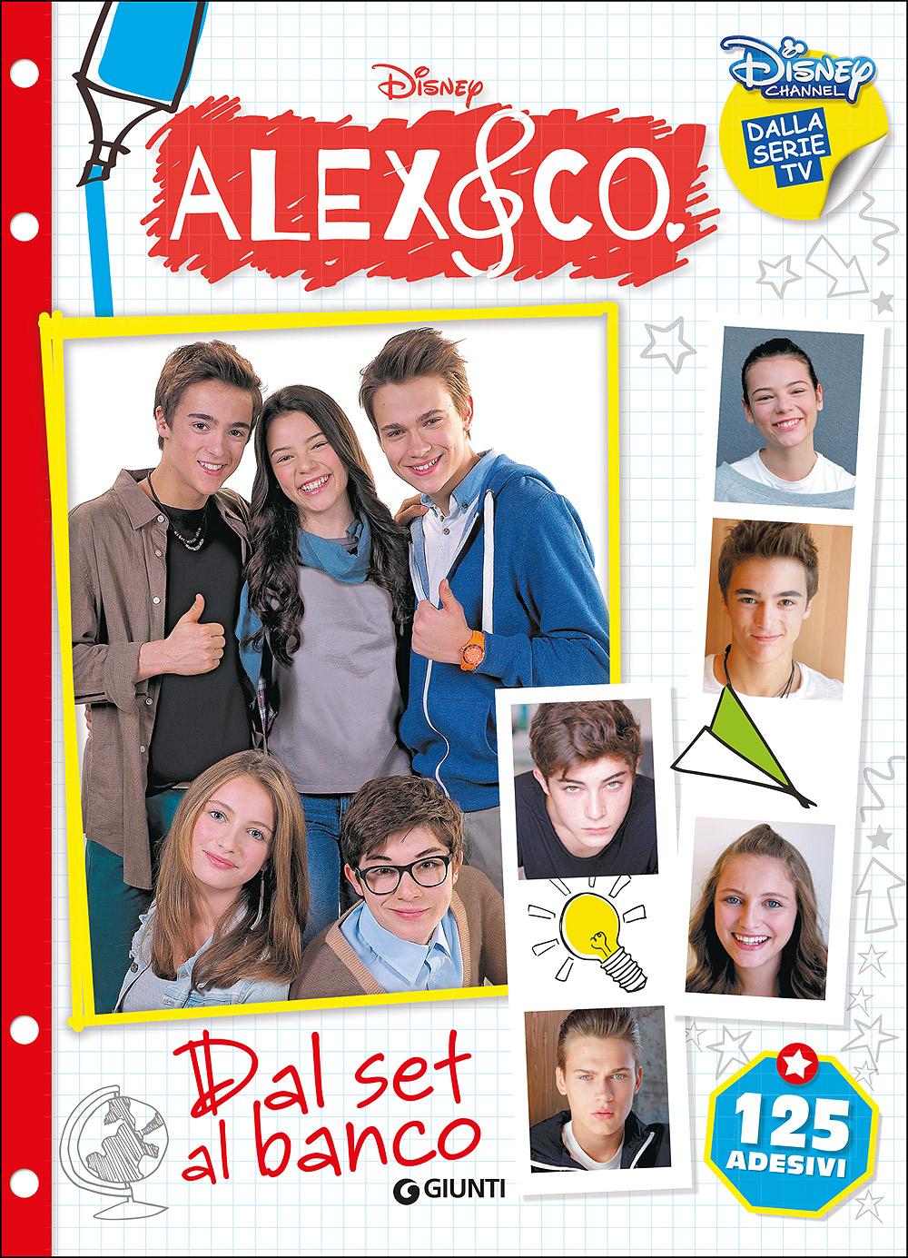 Decor Art - Alex & Co. Dal set al banco