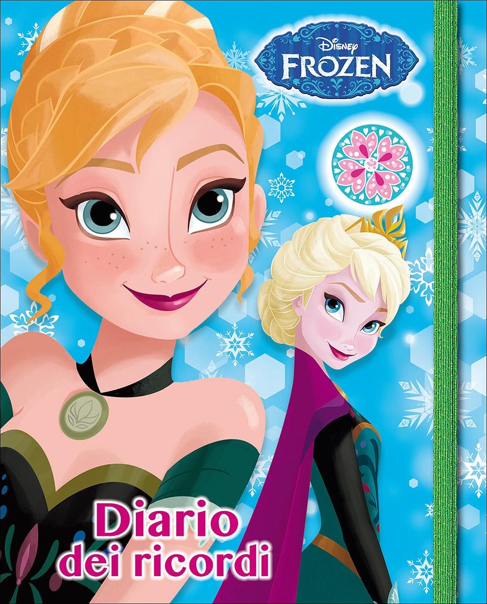 Sogni e Segreti - Frozen. Diario dei ricordi