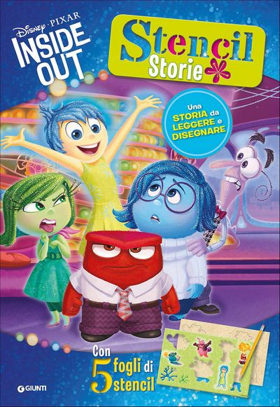 Stencil Storie - Inside Out