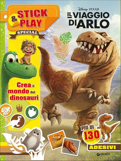 Stick&Play Special - Il viaggio di Arlo