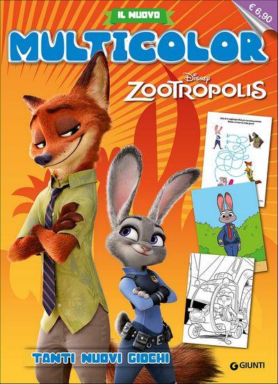 Il nuovo Multicolor - Zootropolis