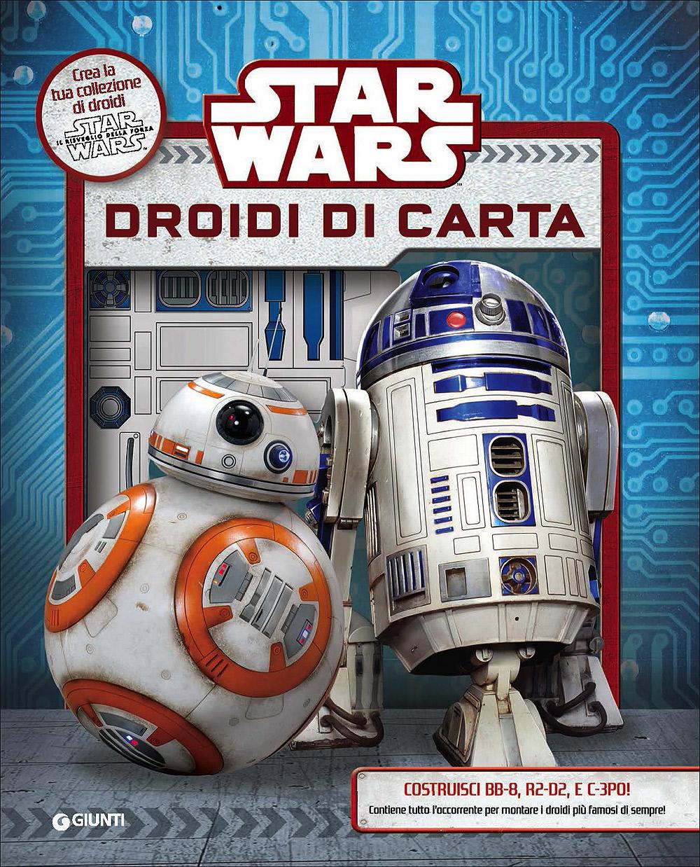 Superattivi - Star Wars. Droidi di carta