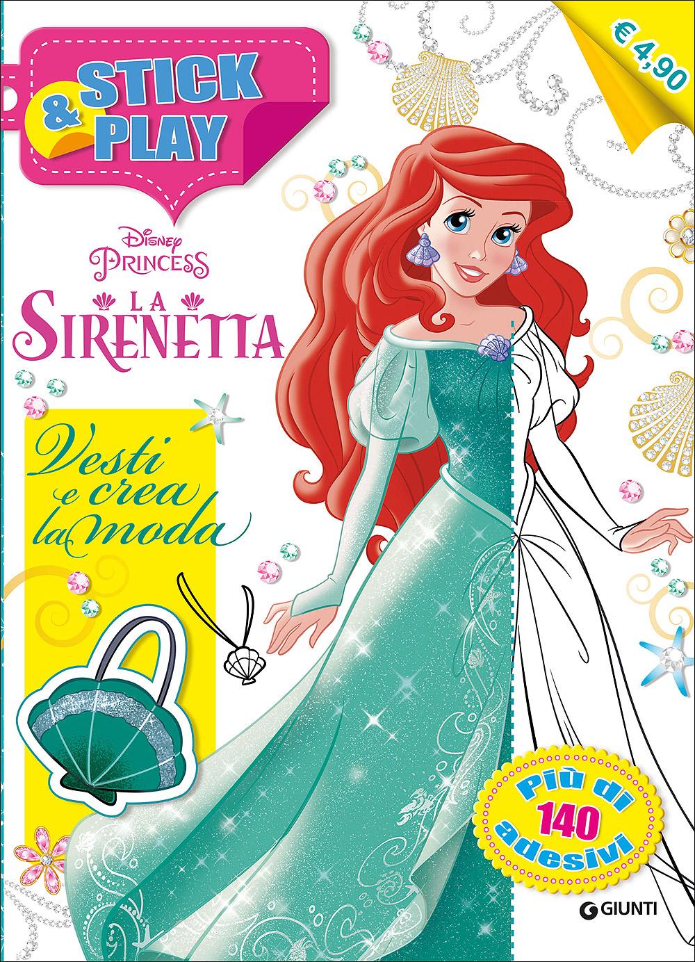 Stick&Play - La Sirenetta