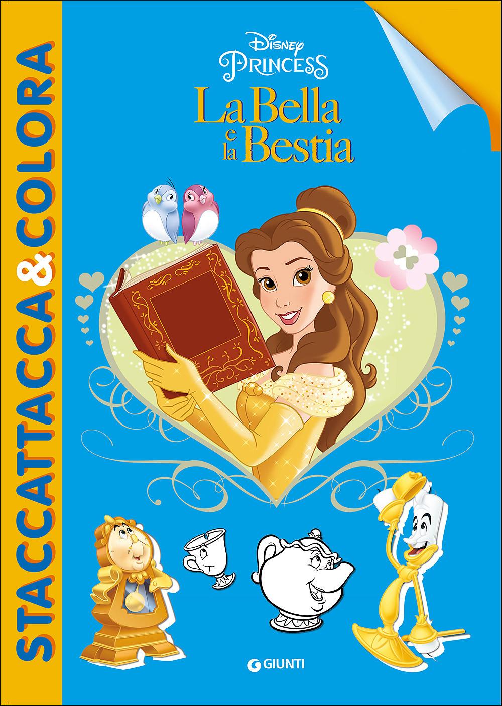 La Bella e la Bestia - Staccattacca&Colora