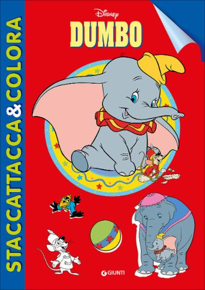 Dumbo - Staccattacca&Colora