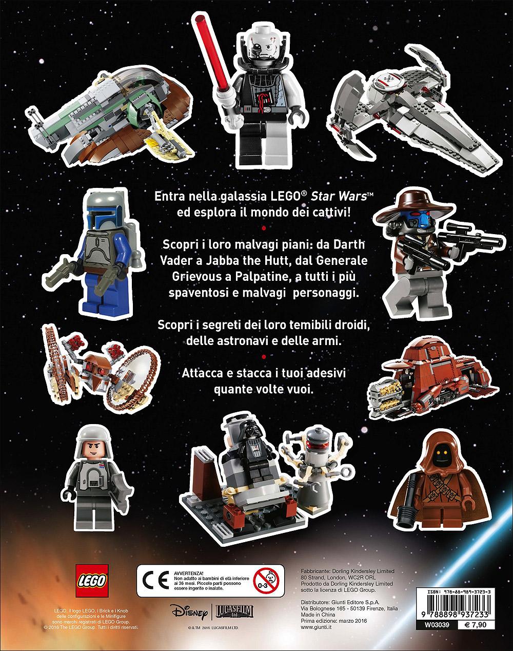 Attacca gli eroi - LEGO Star Wars. Tutto sui cattivi