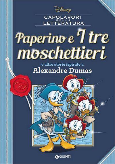 Capolavori della Letteratura - Paperino e I tre Moschettieri