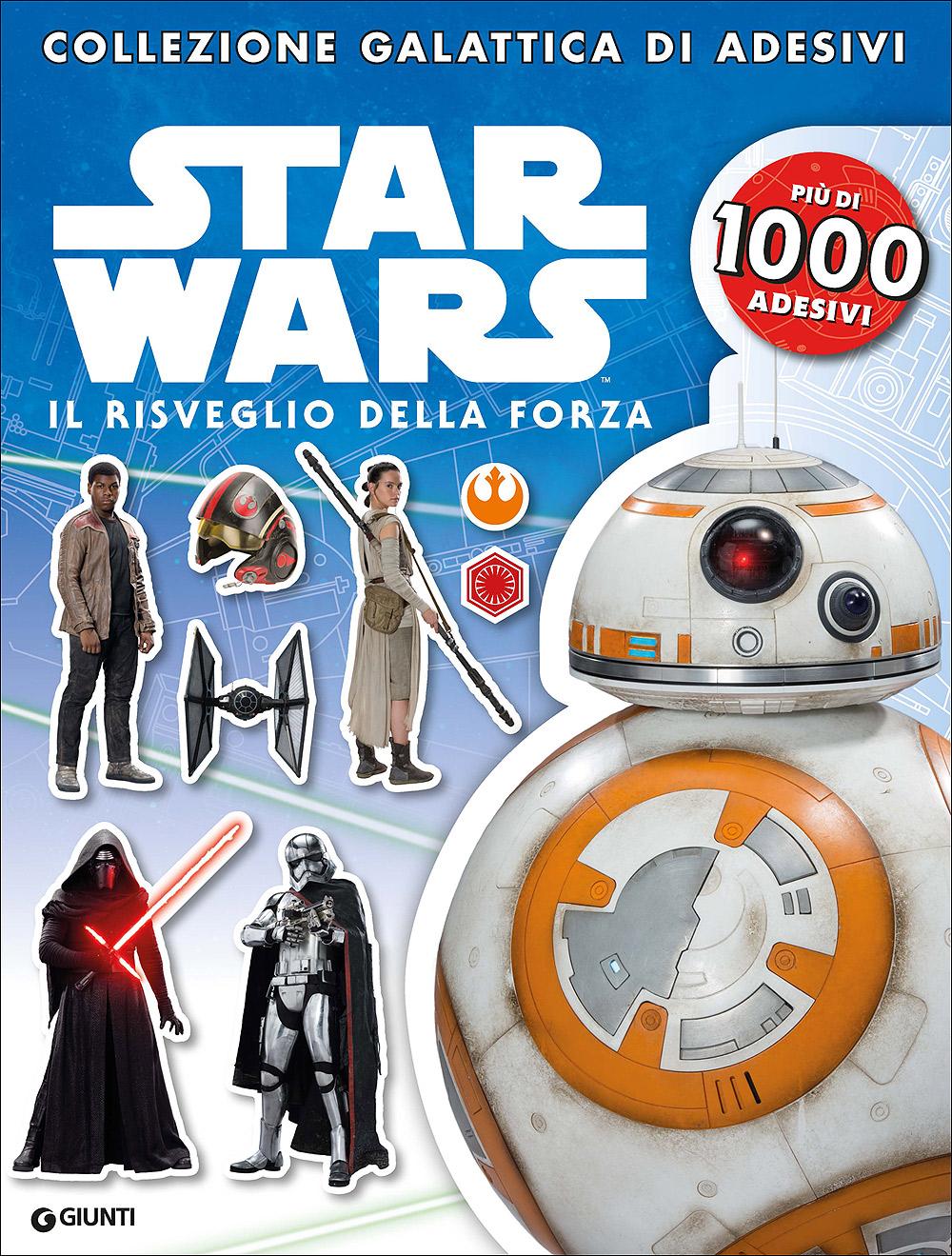 Collezione di Adesivi - Star Wars. Il Risveglio della Forza