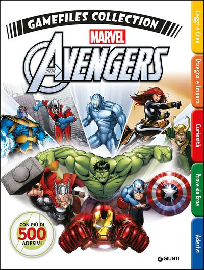 Gamefiles Collection - The Avengers