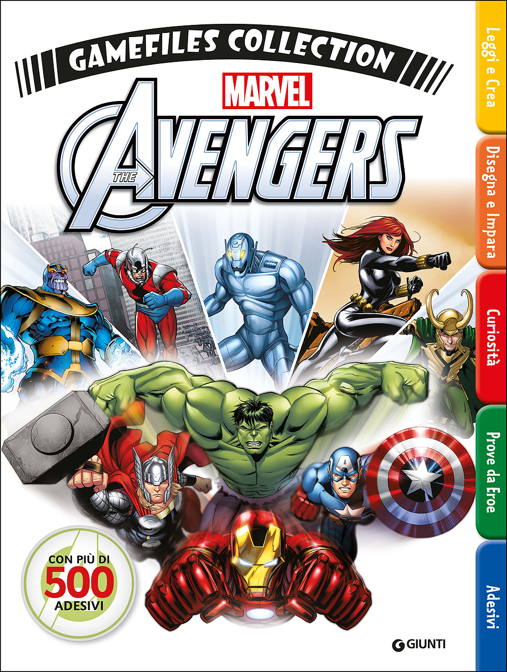 Avengers - Gamefiles Collection