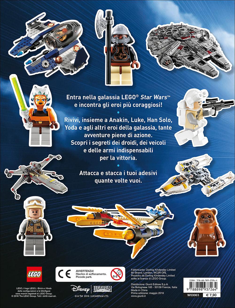 Attacca gli eroi - Star Wars LEGO. Tutto sugli eroi