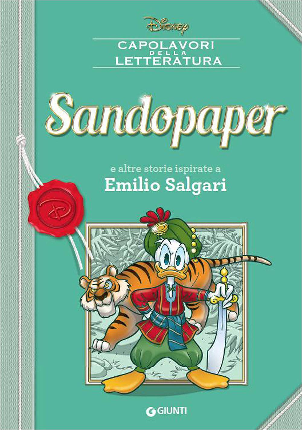 Capolavori della Letteratura - SandoPaper