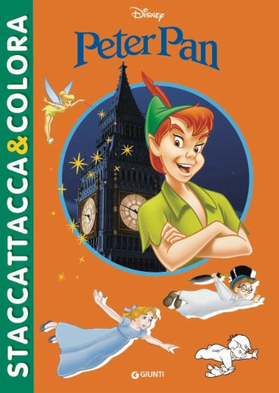 Peter Pan - Staccattacca&Colora