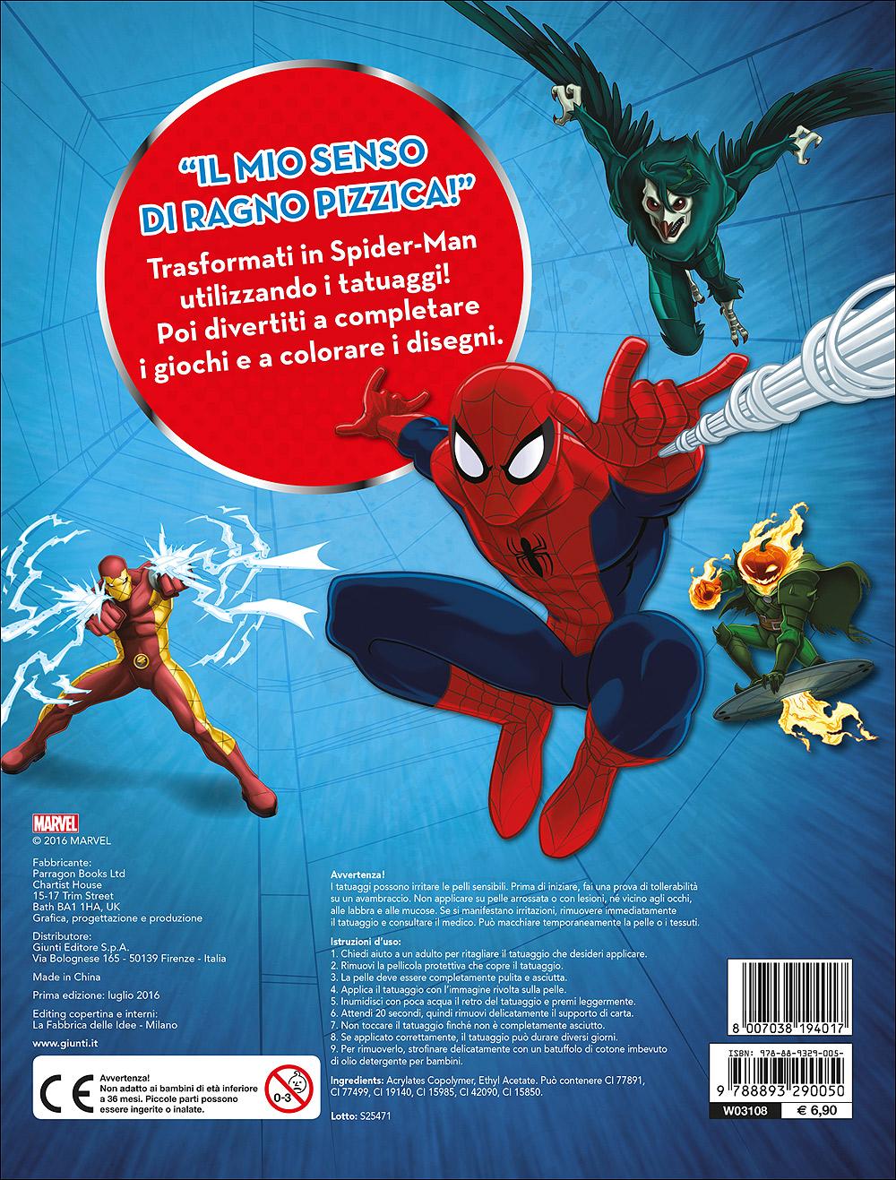 Super Album - Spider-Man