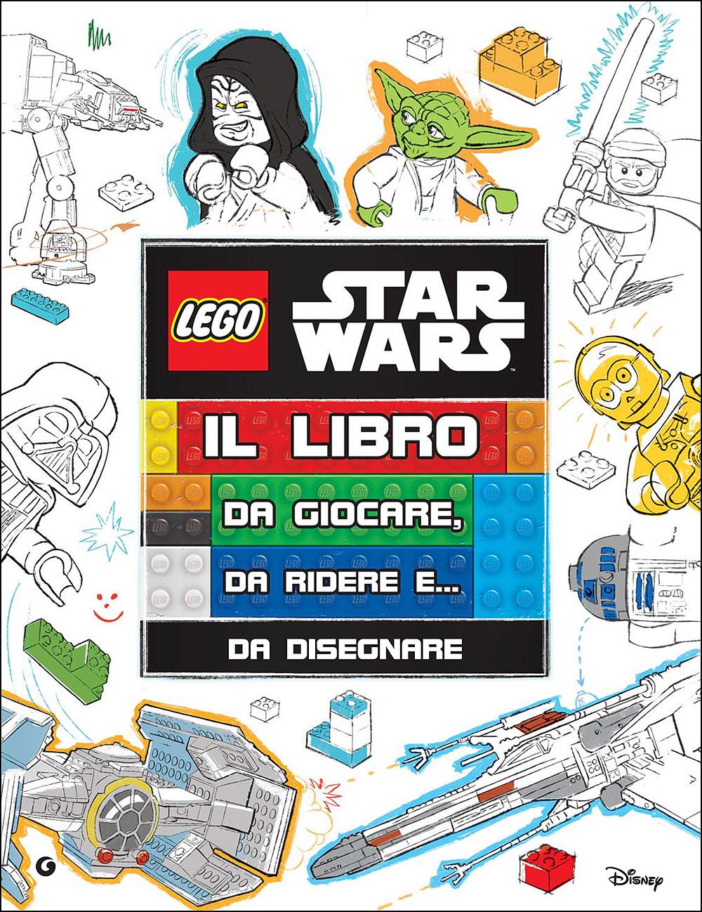 Il nuovo Multicolor - Star Wars LEGO. Il libro da giocare, da ridere e... da disegnare