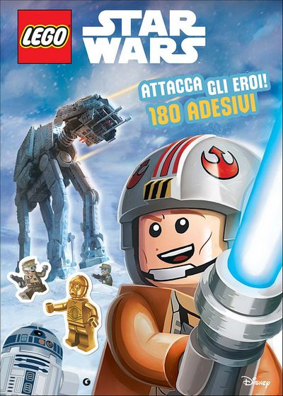 Attacca gli eroi - Star Wars LEGO. Attacca gli eroi!