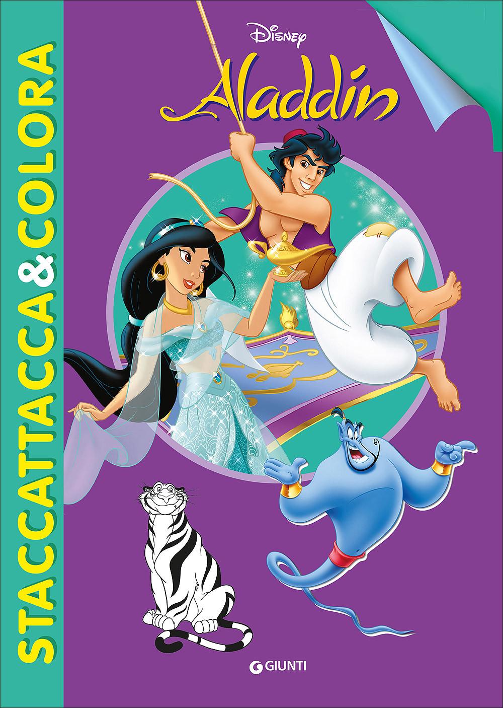 Aladdin - Staccattacca&Colora