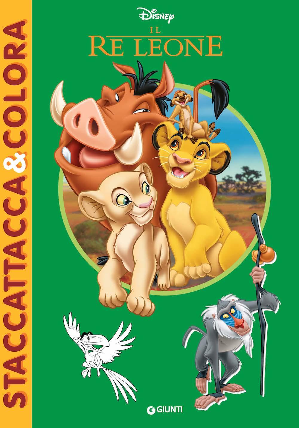 Staccattacca&Colora - Il Re Leone