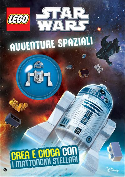 Super Album - LEGO Star Wars. Avventure spaziali
