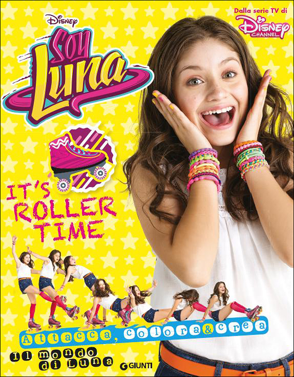 Soy Luna - It's roller time