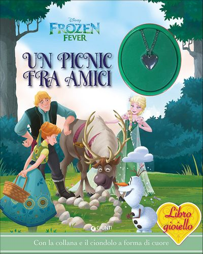 Libro gioiello - Frozen Fever. Un picnic fra amici