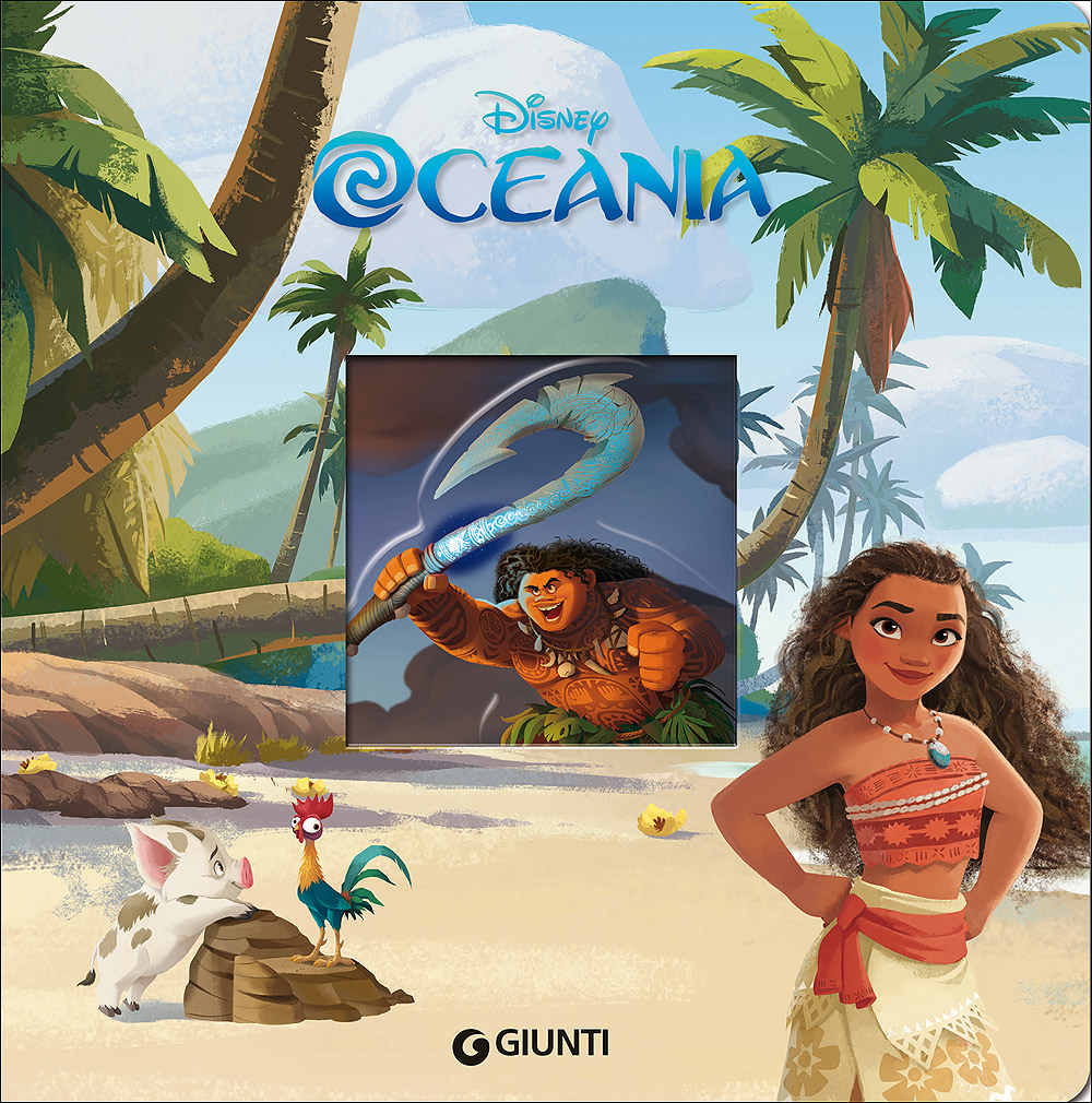 Magie Cartonate - Oceania
