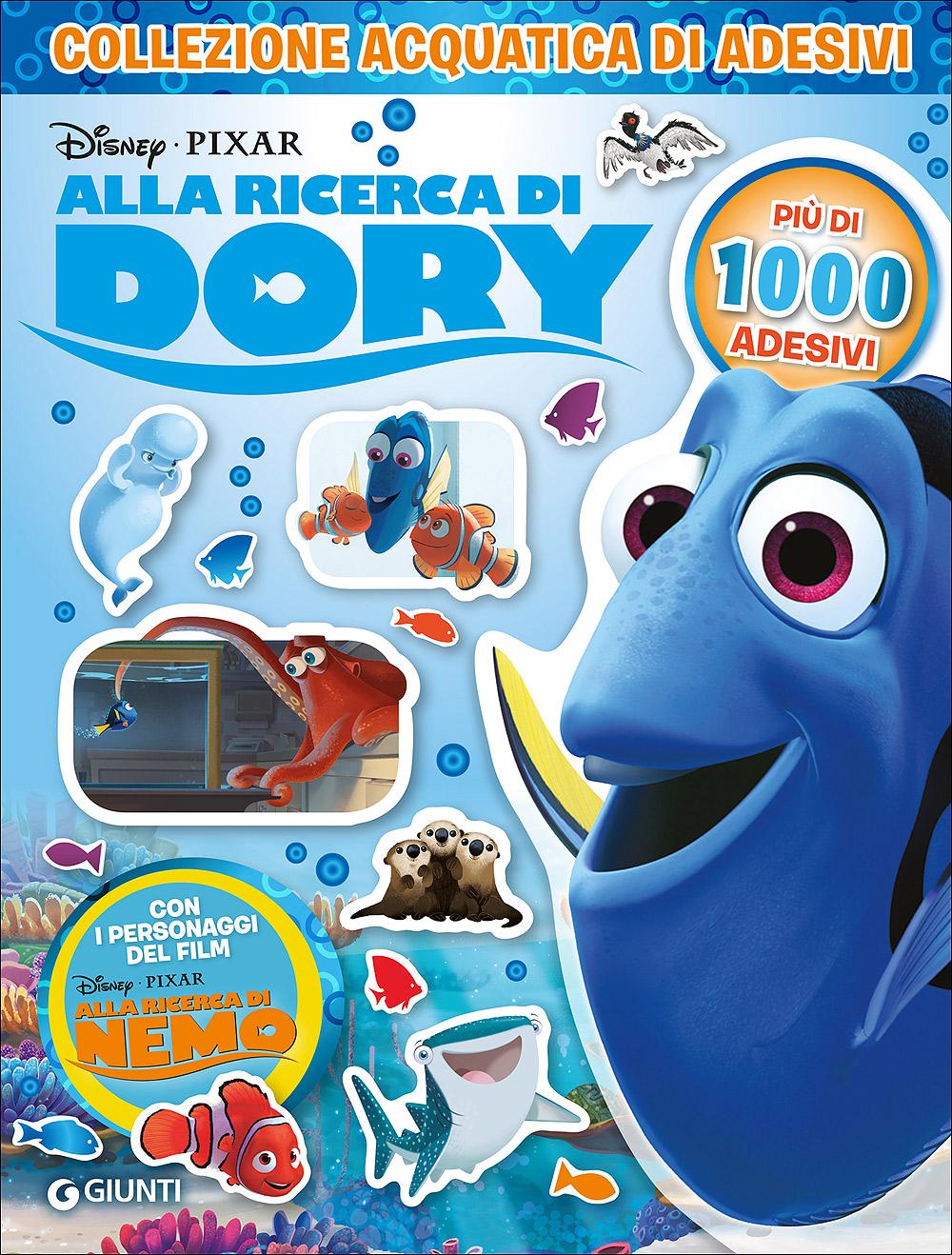 Collezione di Adesivi - Alla ricerca di Dory
