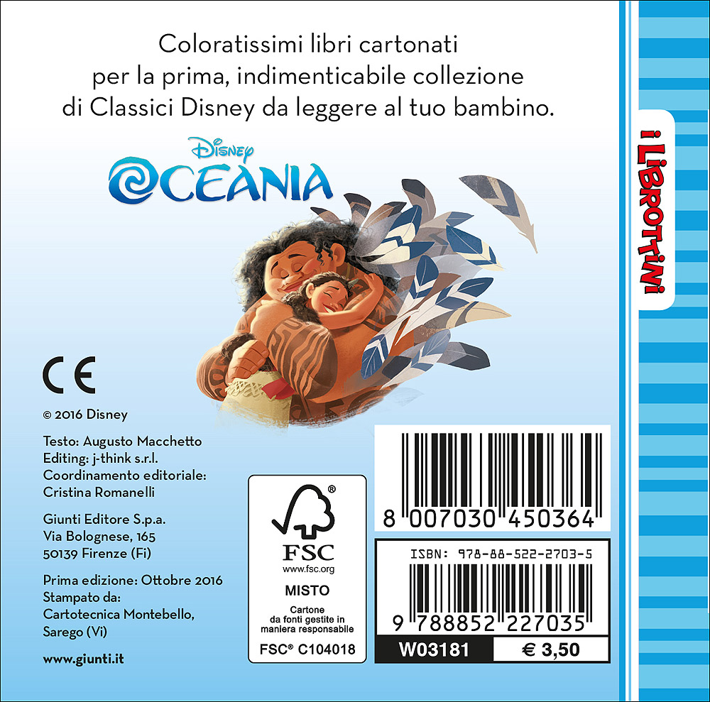 Oceania - I Librottini