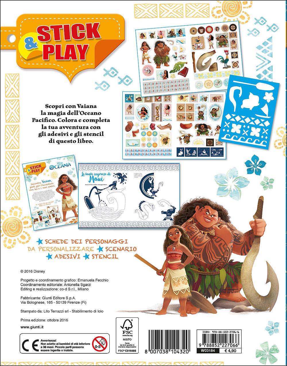 Stick&Play - Oceania