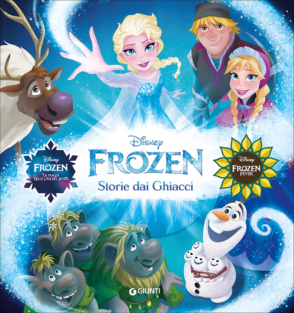 Fiabe Collection - Frozen. Storie dai Ghiacci