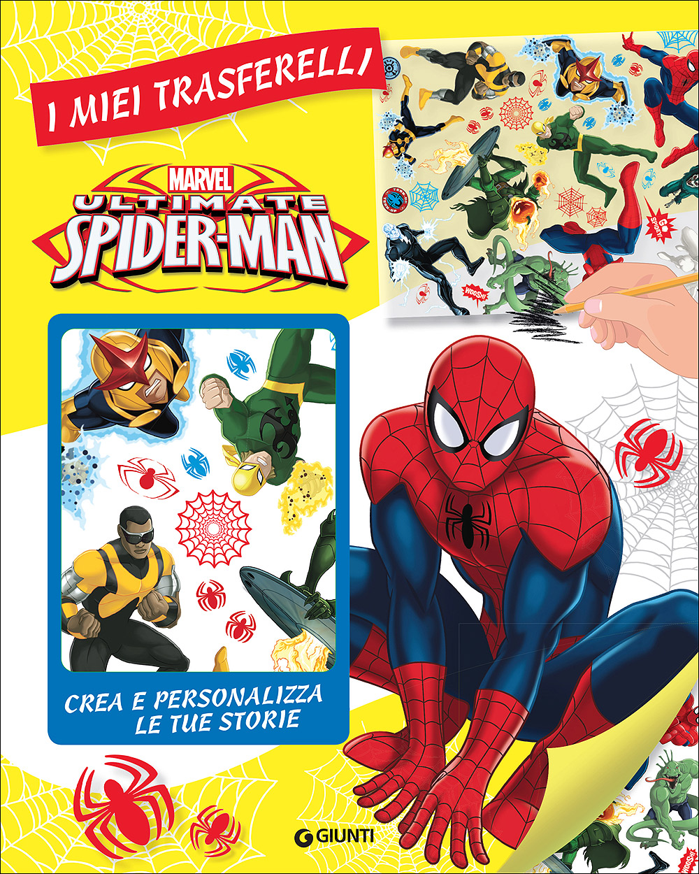 I miei trasferelli - Ultimate Spider-Man