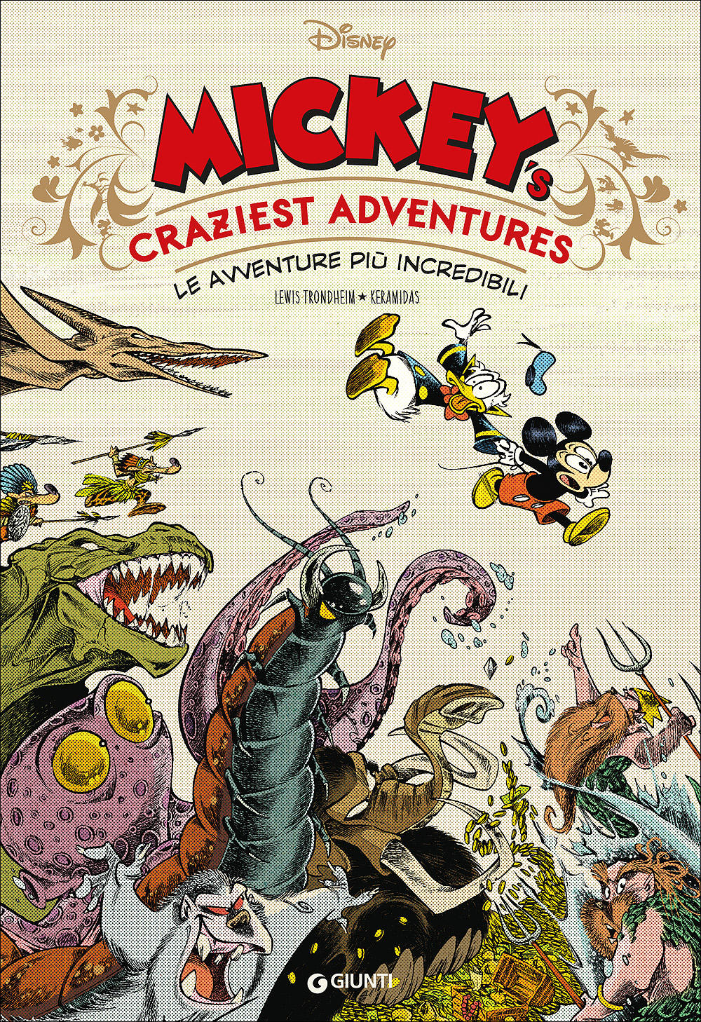 Disney Comic Collection - Mickey's craziest adventures