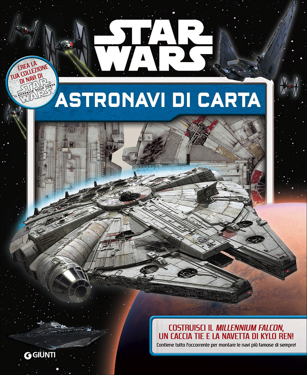 Superattivi - Star Wars. Astronavi di carta