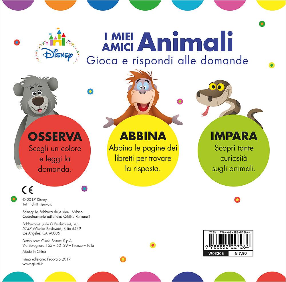 Disney Baby - I miei amici animali